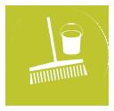 logo icon reinigung